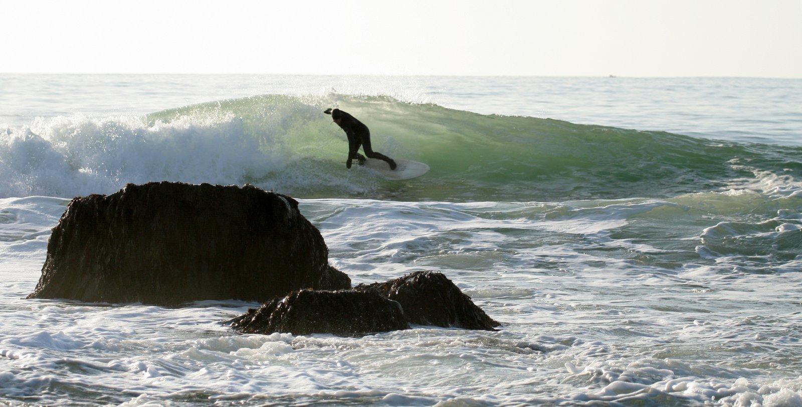 New found surf
