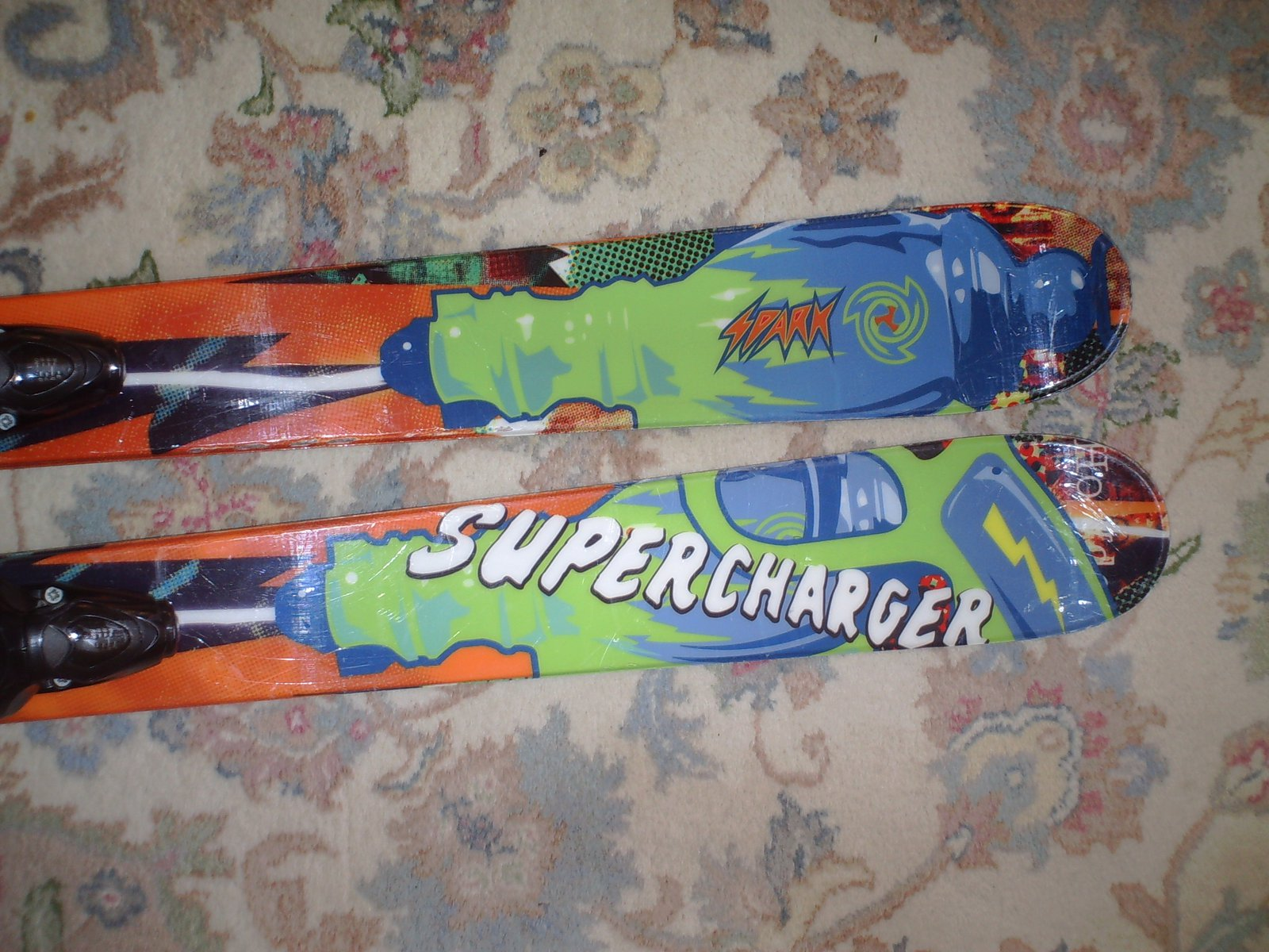 Supercharger fs