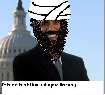 I'm Barrack Obama
