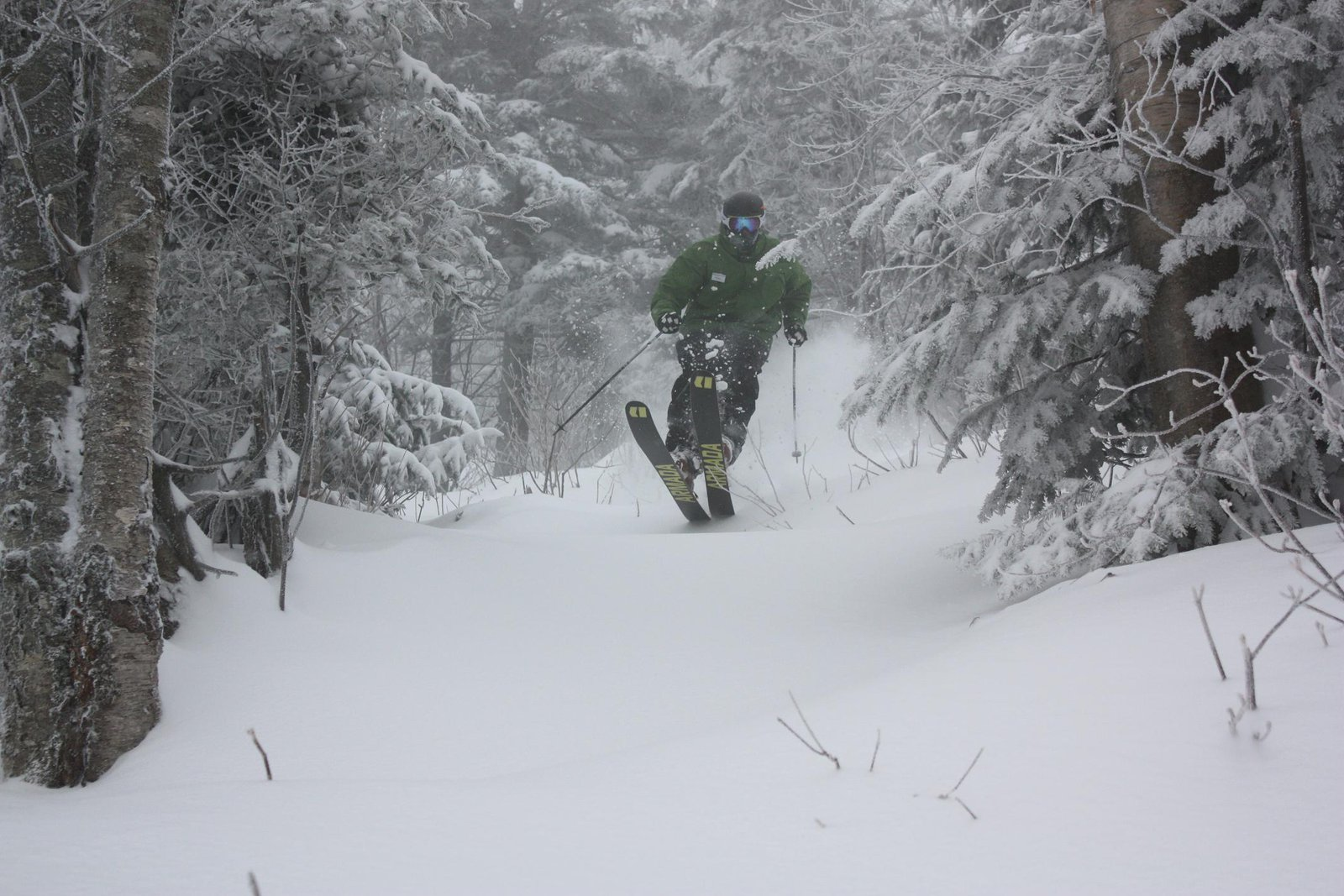 Bounding through pow