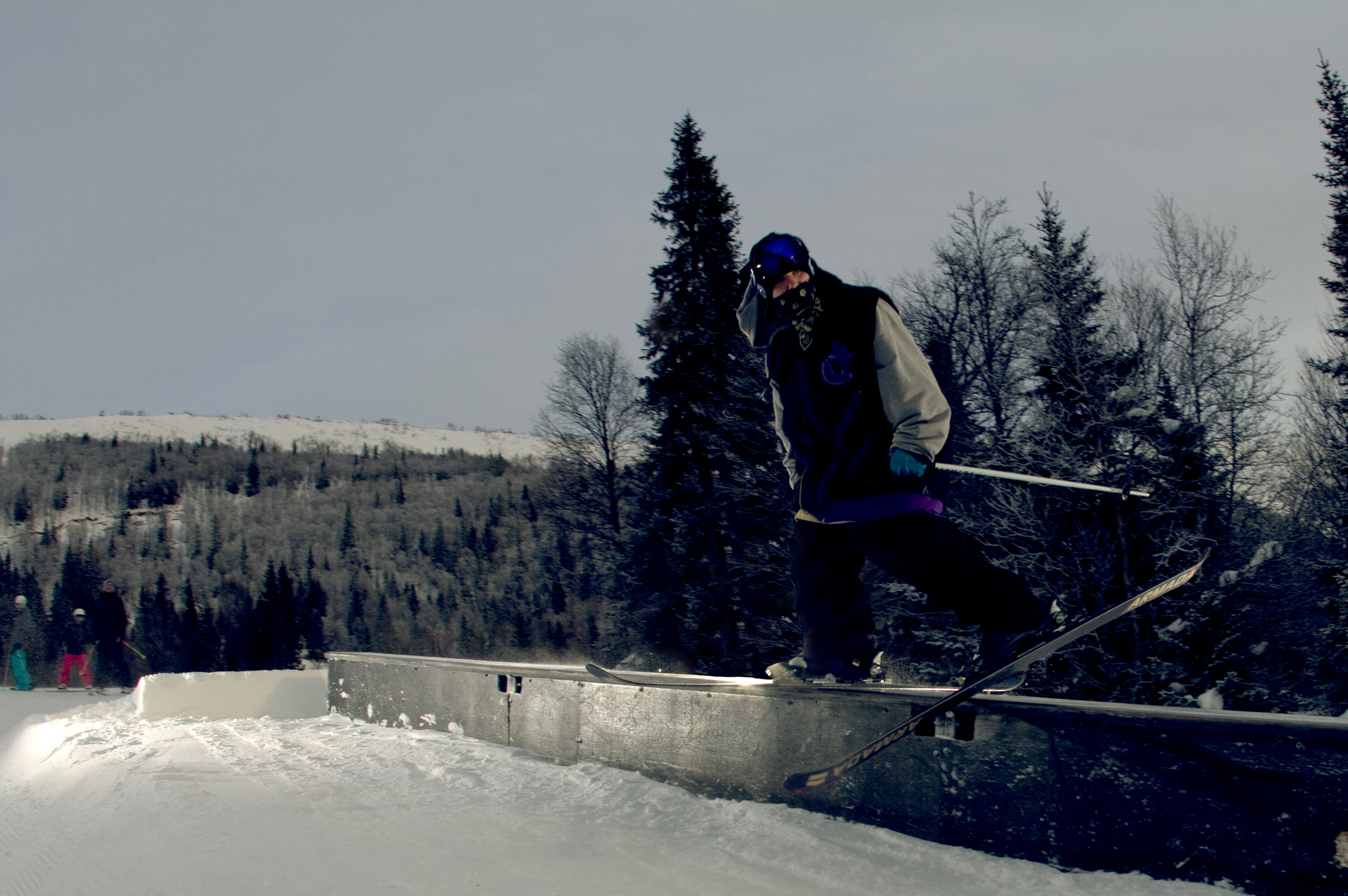 Rails at Are Sweden