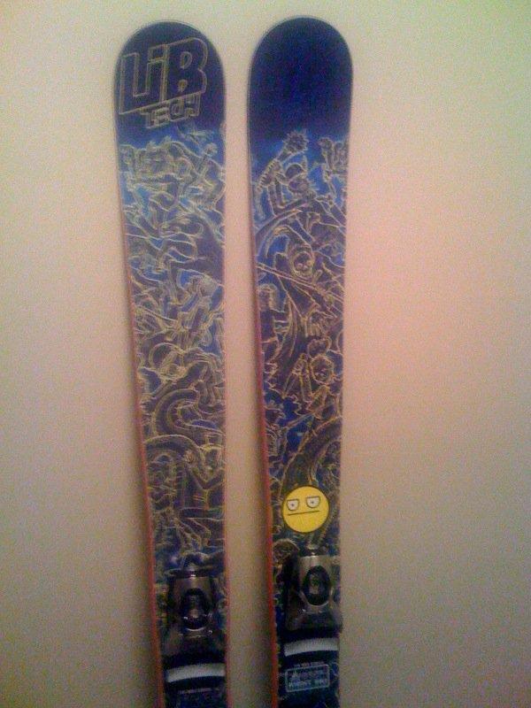New Skis