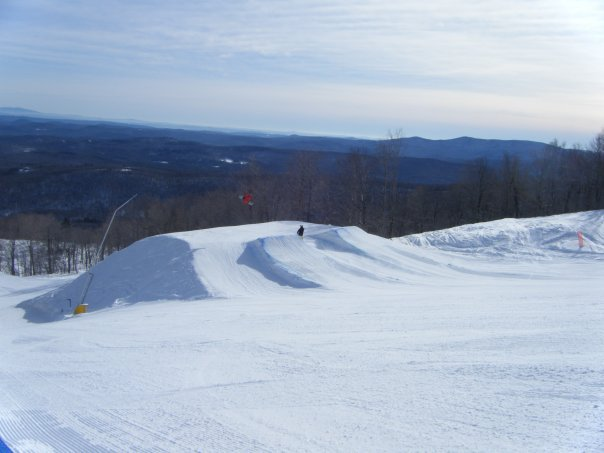 2nd jump on strattons new park