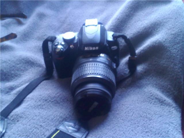 Nikon D60 For sale