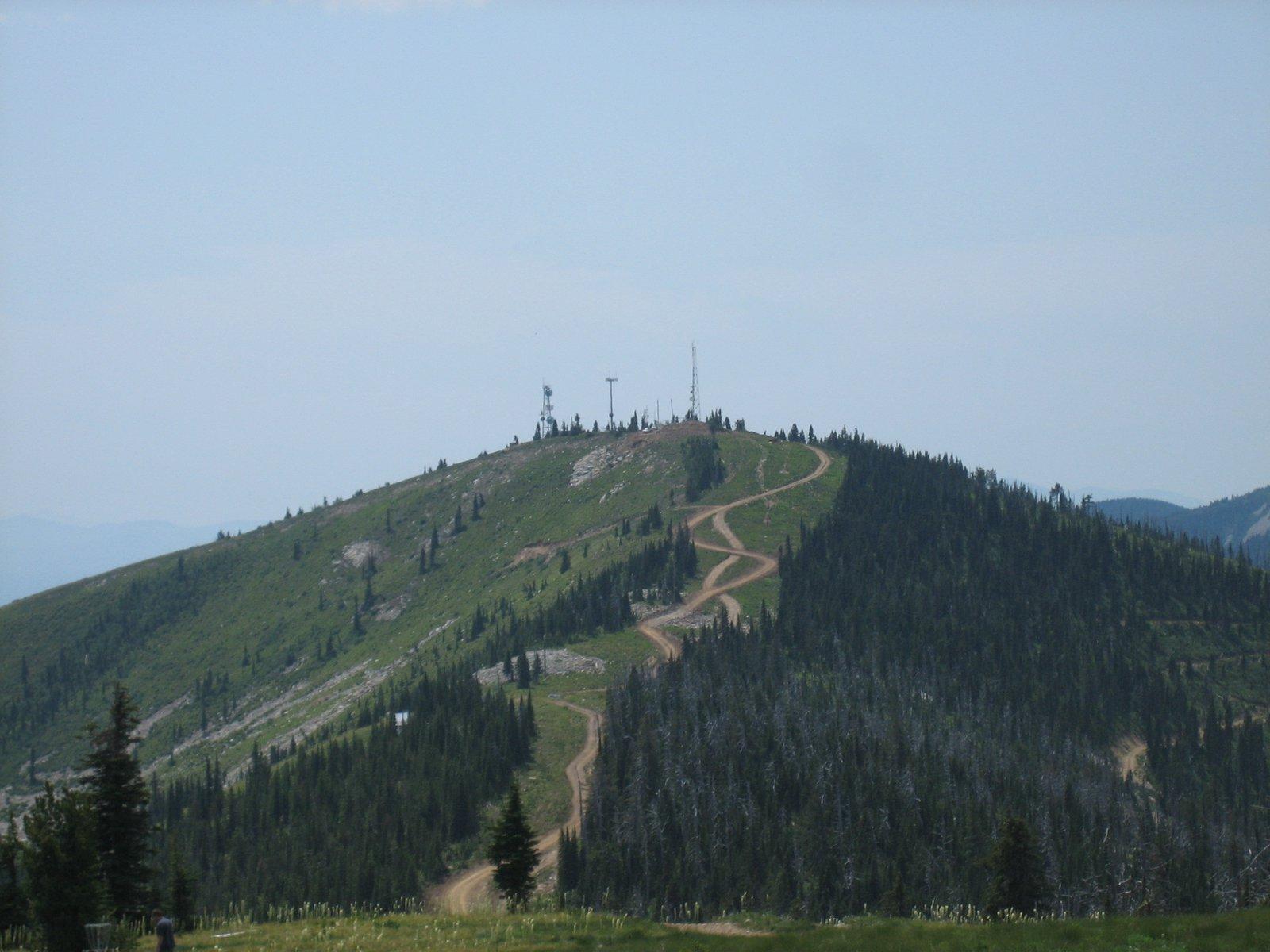 Construction at Schweitzer Mountain Resort, Summer 2007 - 7 of 8