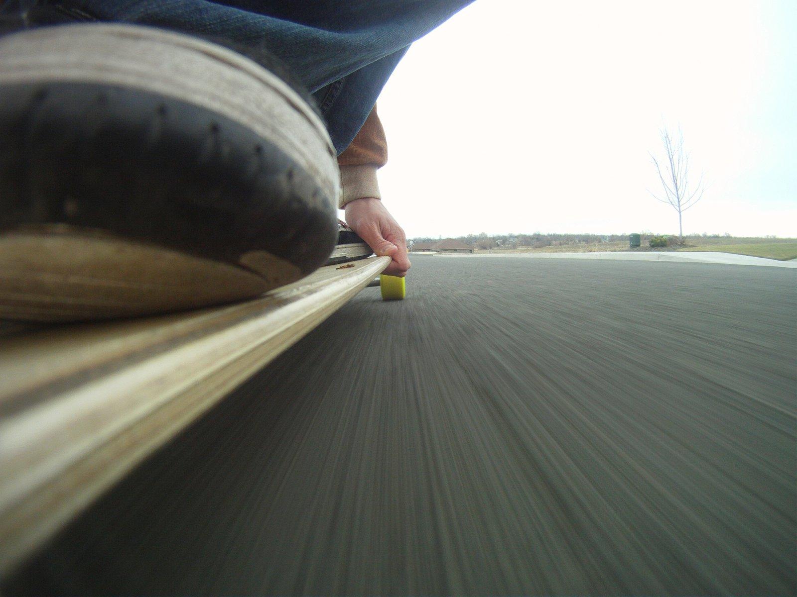Slightly creative GoPro shot.