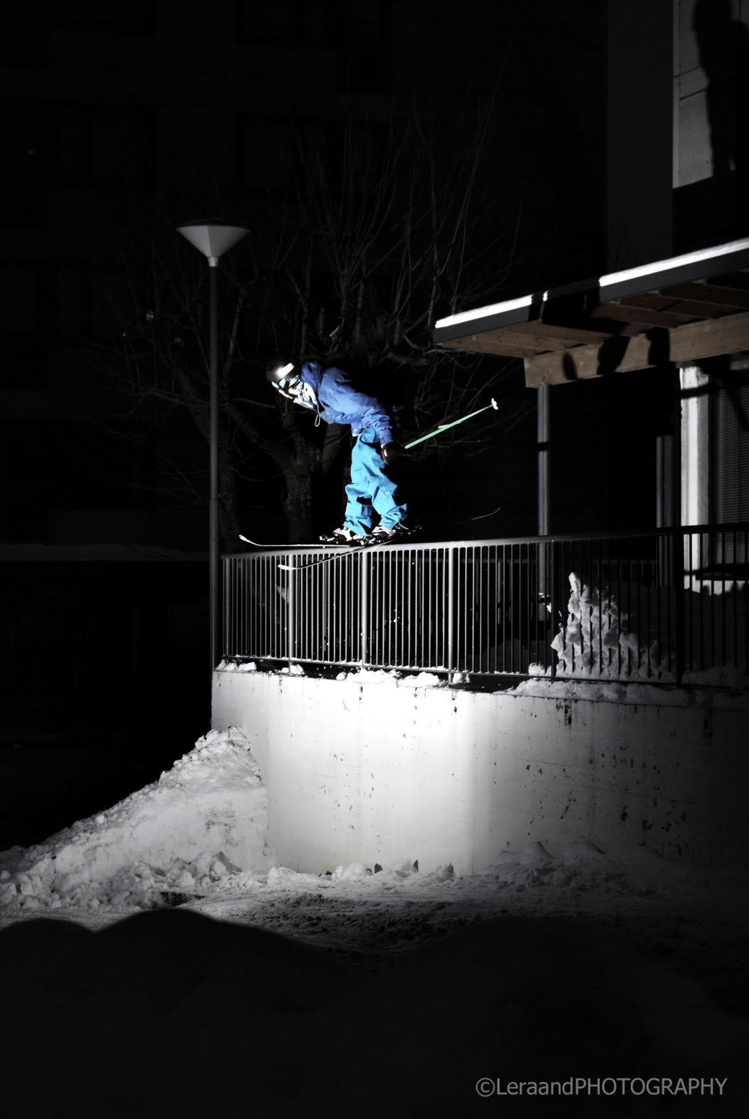 Magnus Solheim - Rail to drop