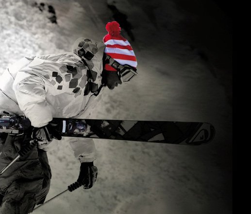 Ski is art