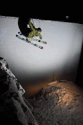 Tony Gallina: Wall Ride