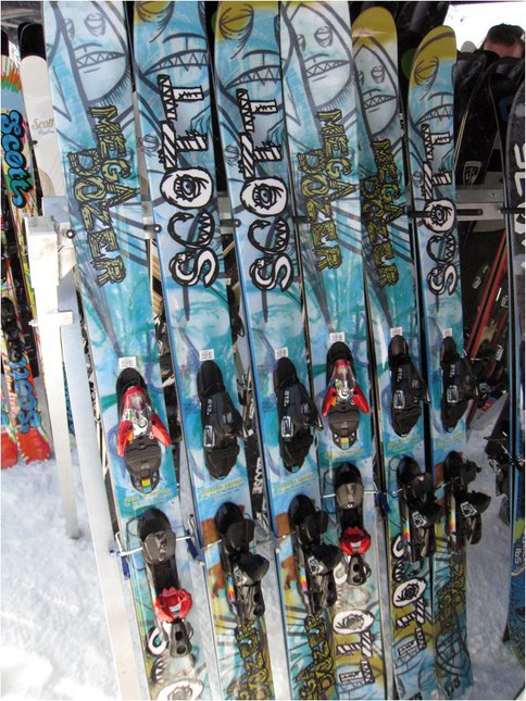 2011 scott skis