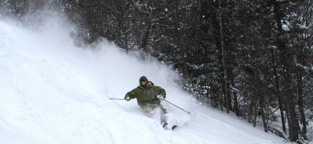 Stowe today, 1/27/10