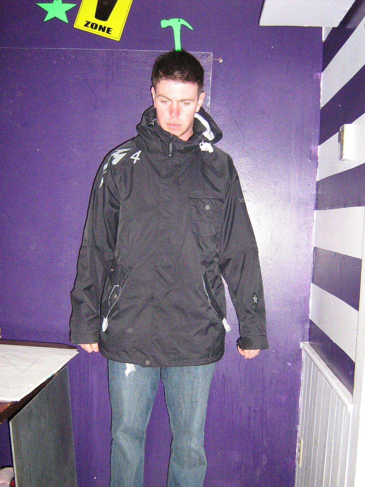 Model jacket