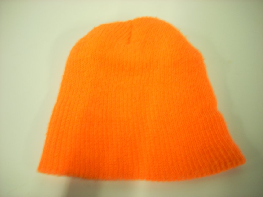 Hunter Orange Beanie