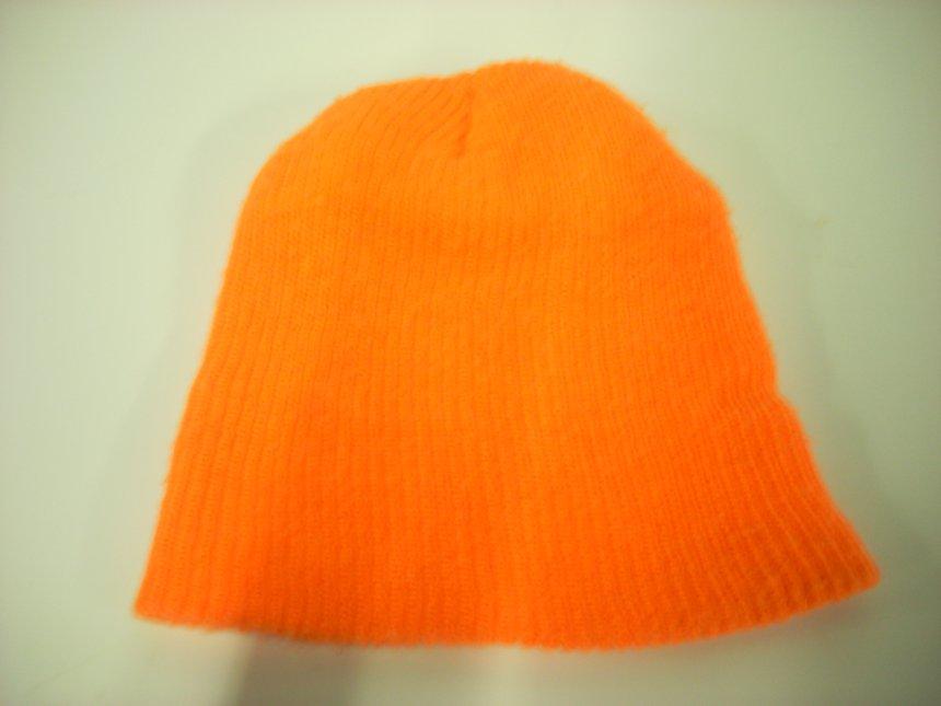 Hunter Orange Beanie