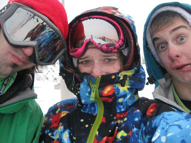 Little Tahoe Boone Crew