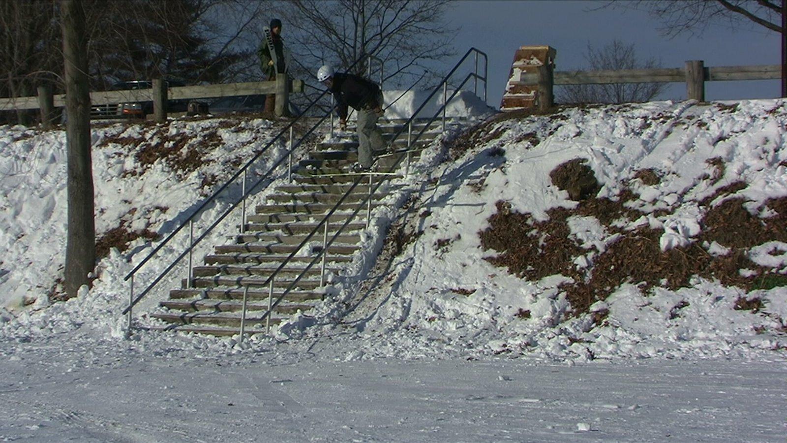 Hilton Park Lipslide