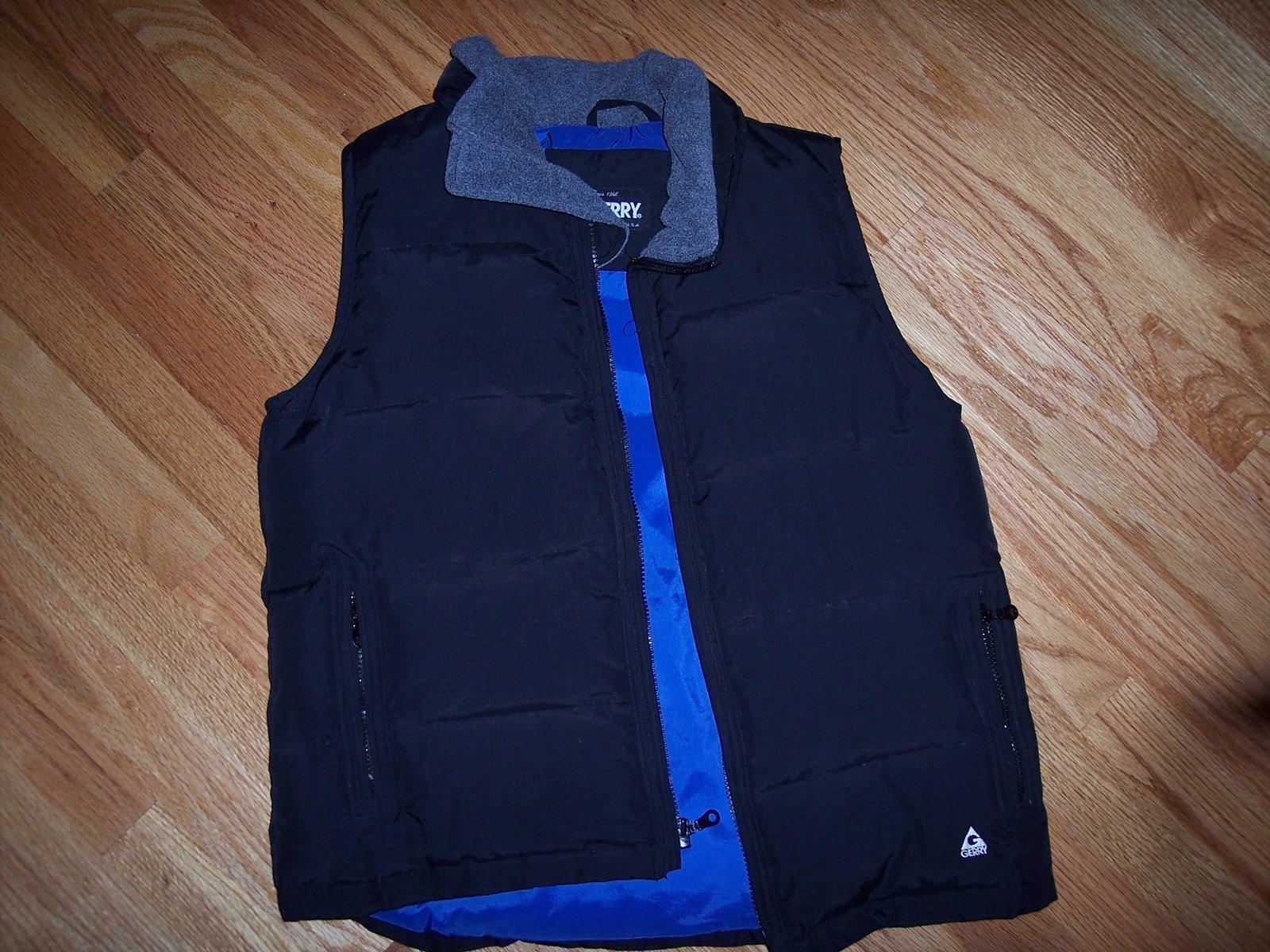 Large vest