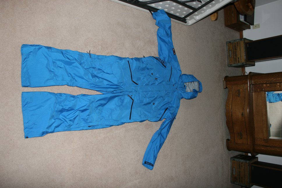 XL Conspiracy suit.