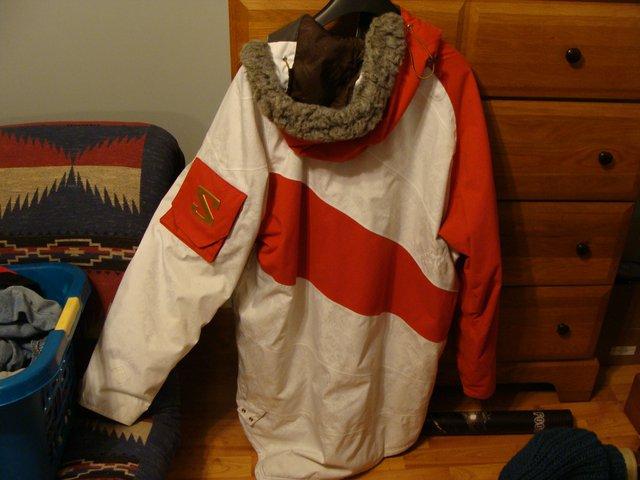Back of G Jacket