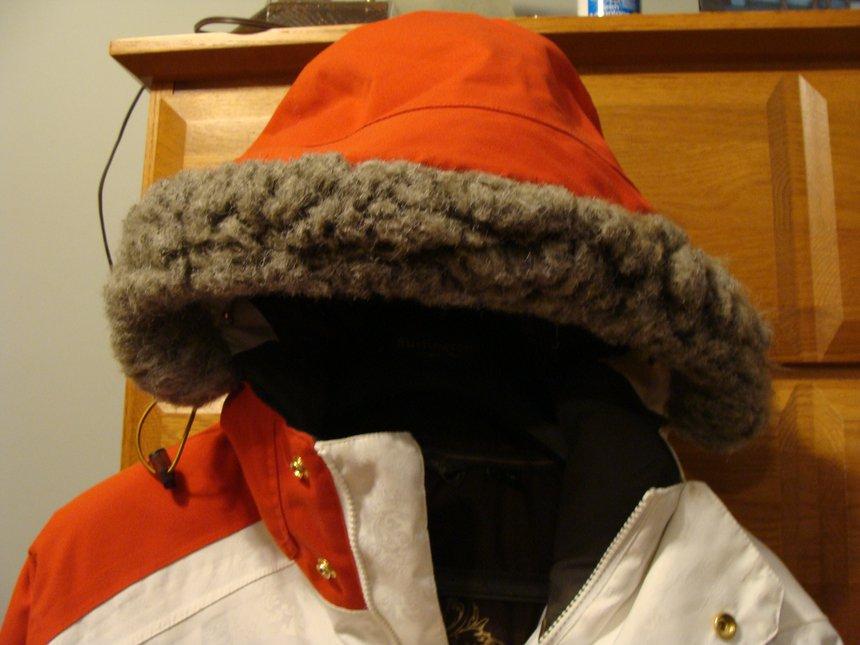 G Jacket  Hood