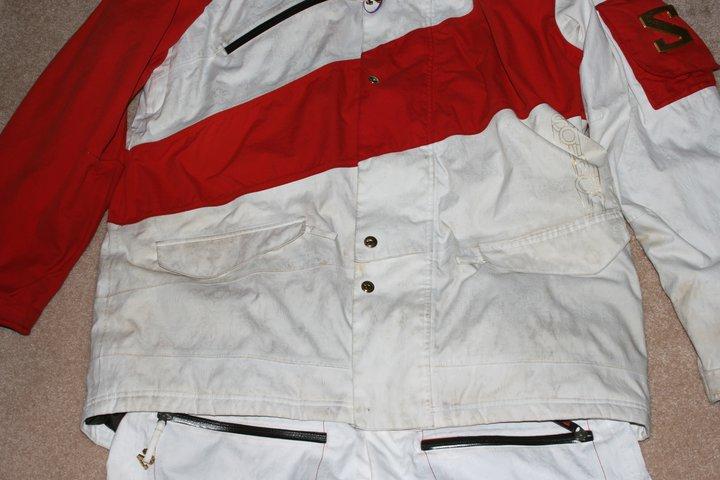 XL Salomon G-Suit for sale.