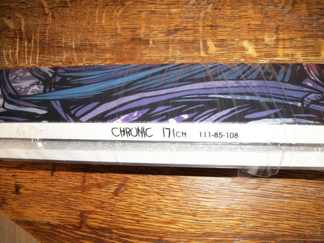 Size 171 2010 chronic