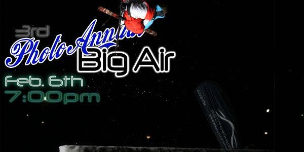 3rd Photo Annual Big Air sm Buskin