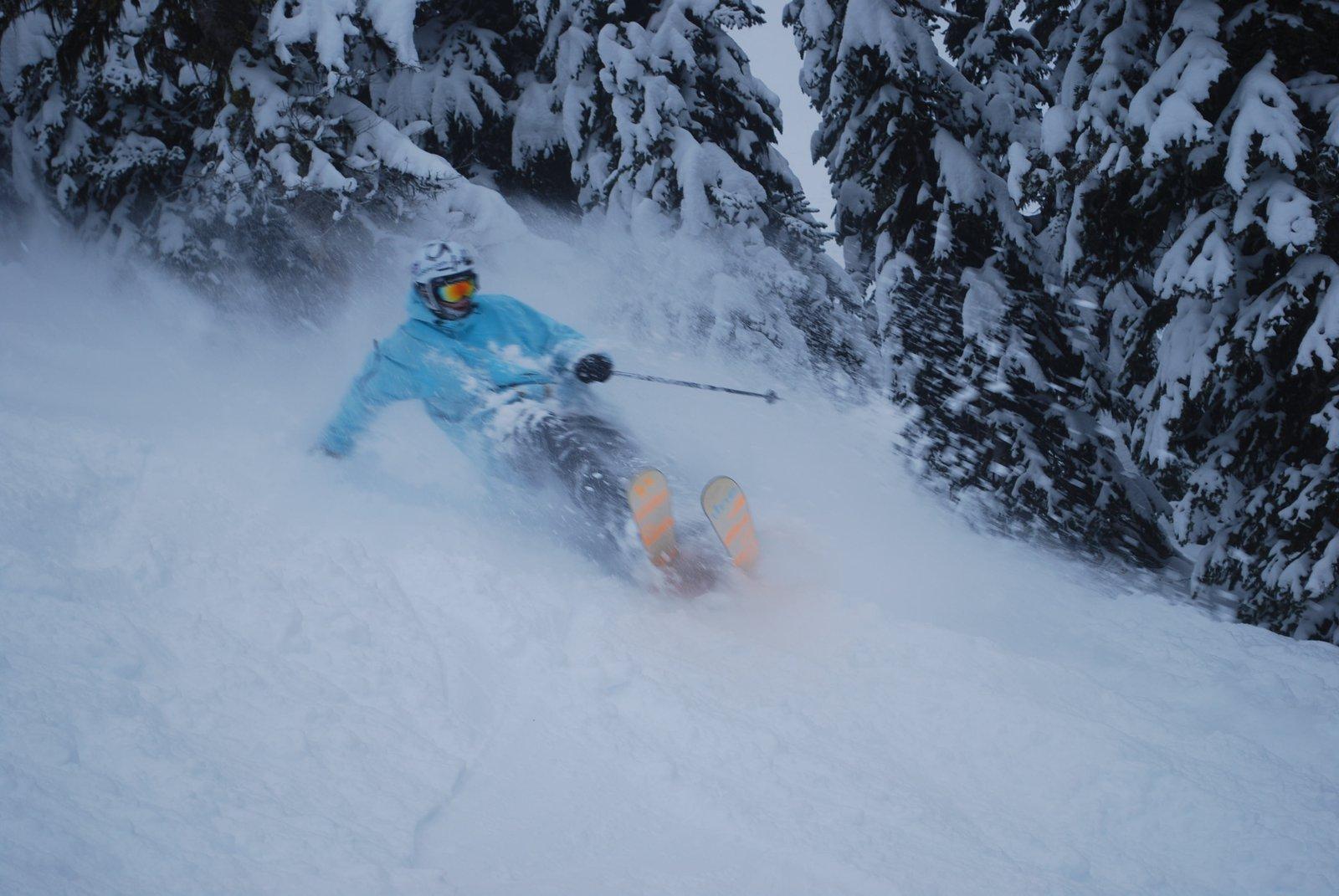 Skien poww