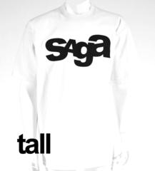 Saga Tall Lord of the Logo