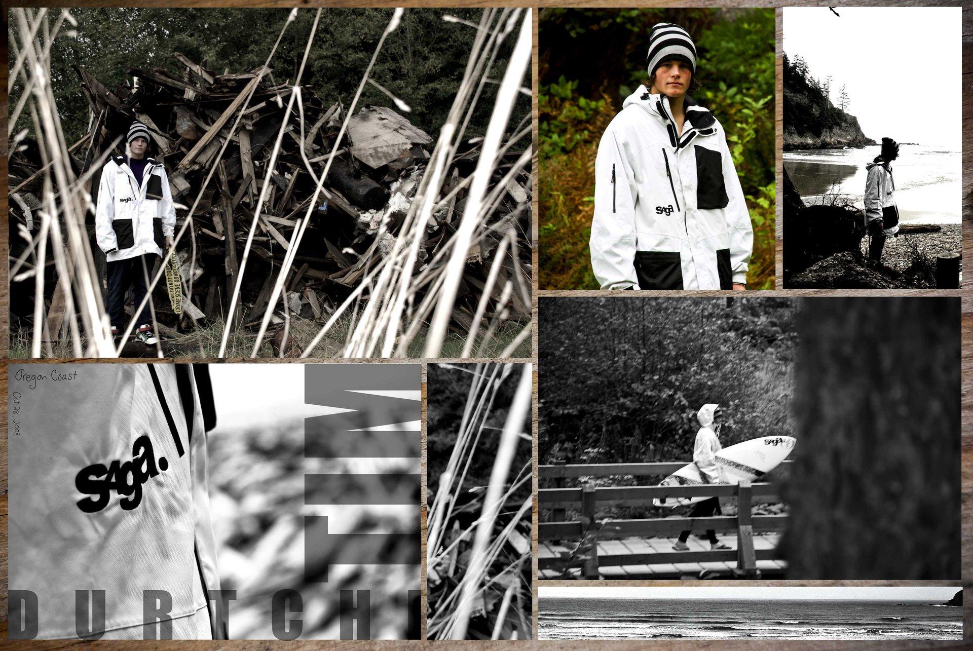 Durtschi Surfing Collage