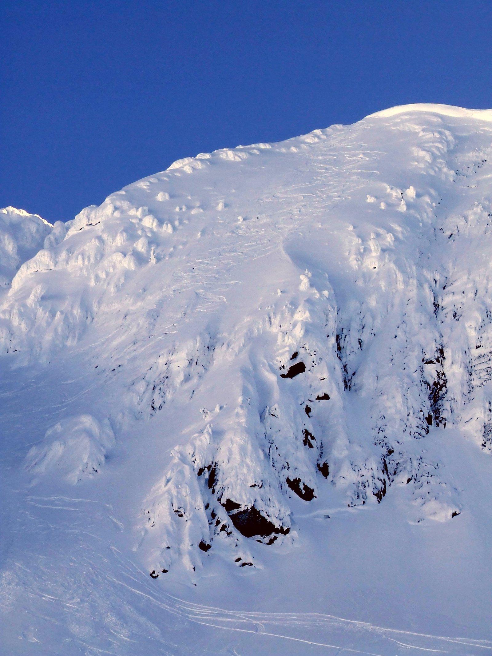 Ymir Peak Lines