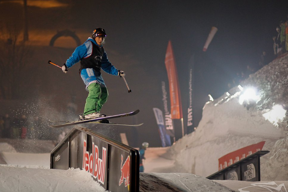 Polish freeskiing ope