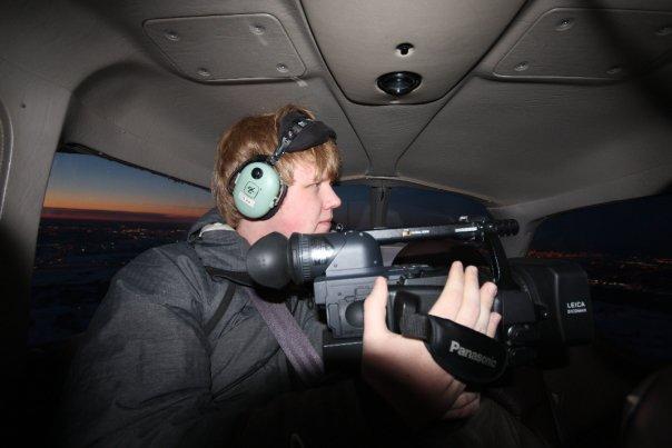 Shooting for The Edmonton Edit.