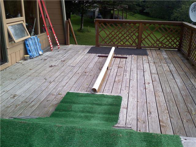 Porch summer