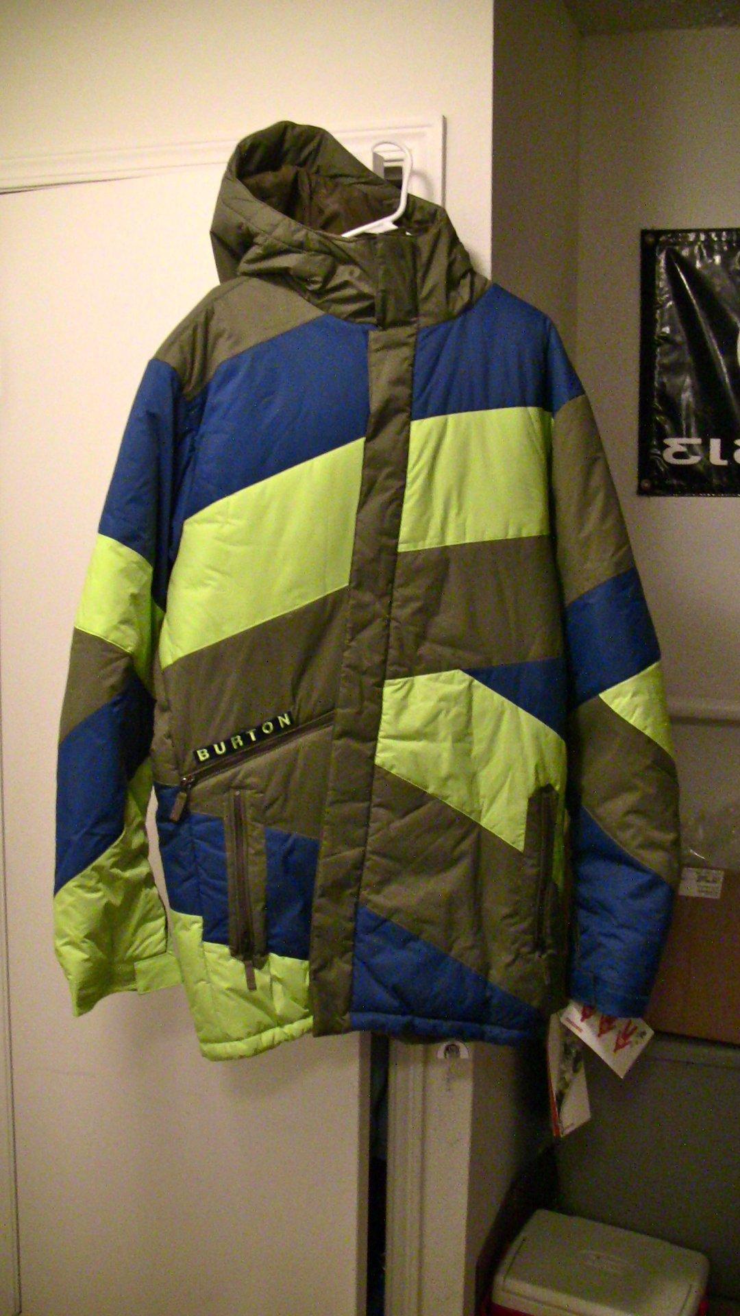 Burton Defender Jacket