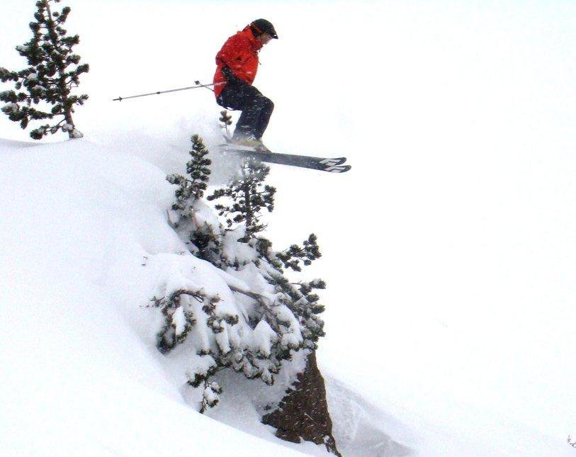 Mt Hood hucks