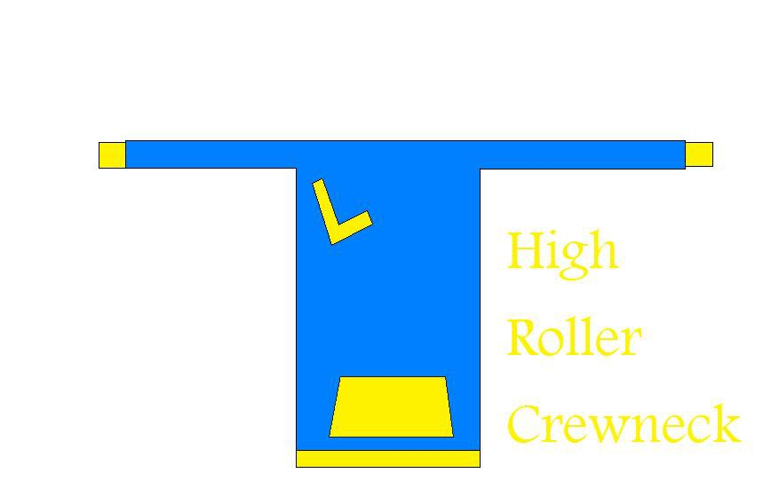 High Roller Crewneck