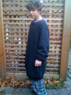 Custom hoodie 3