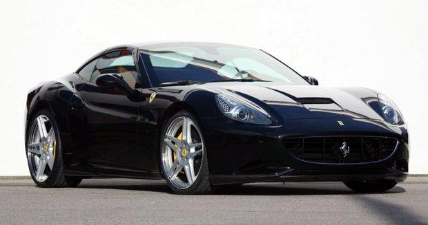 Ferrari california for thread