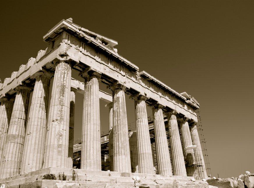 Parthenon at the Acropolis
