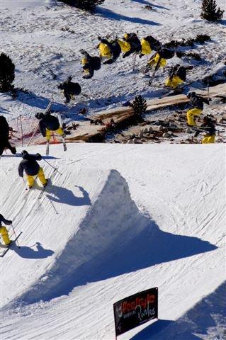 Epic Ski camp