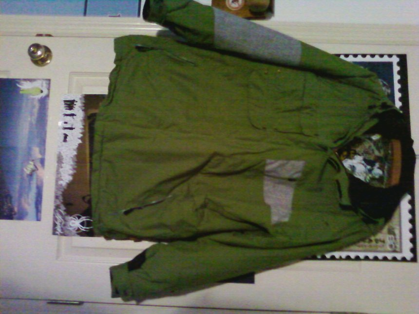 Obermyer jacket for sale