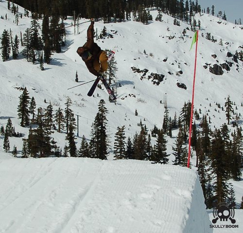 Alpine Meadows Booter