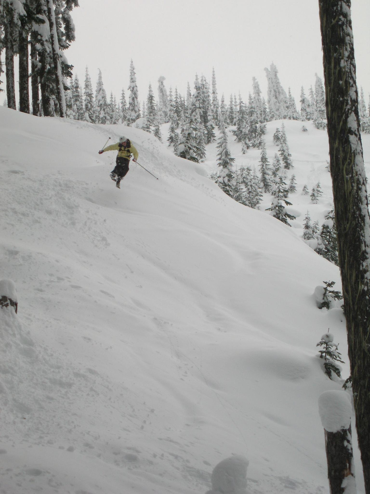 Yodelin Backcountry
