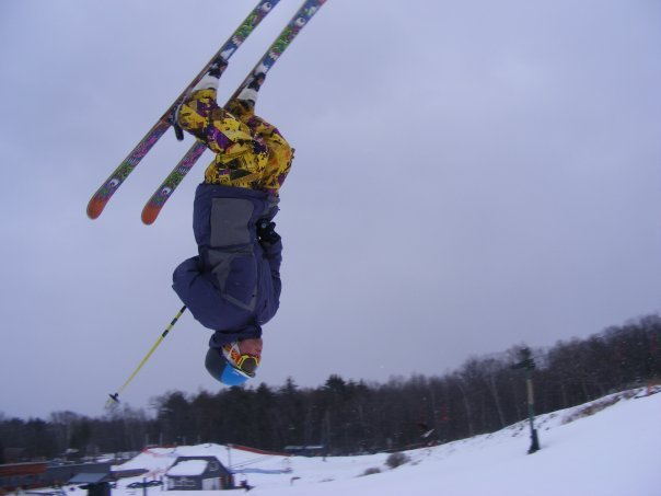 Steezy backflip