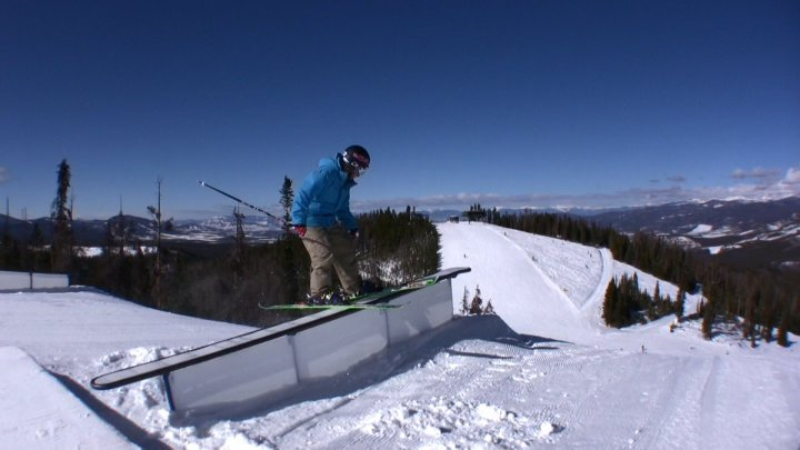 Winter park rail