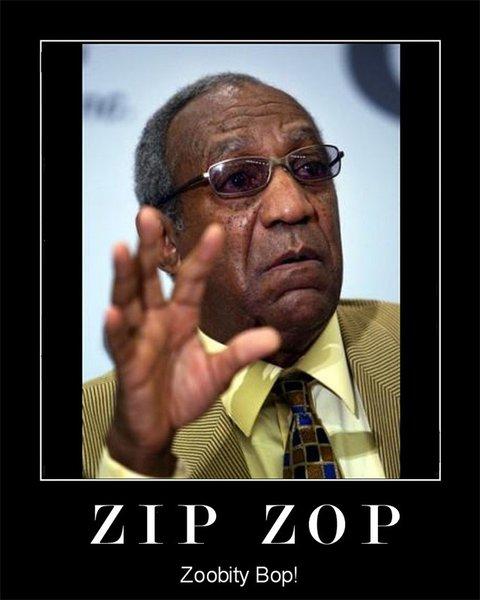 Bill fuckin Cosby!