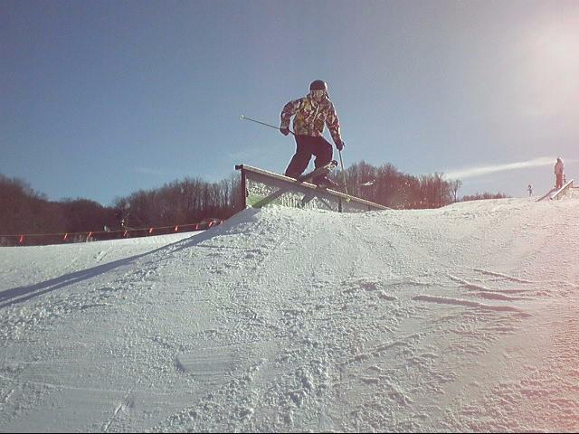 Riley Up Rail