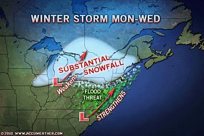 Nor'easter?