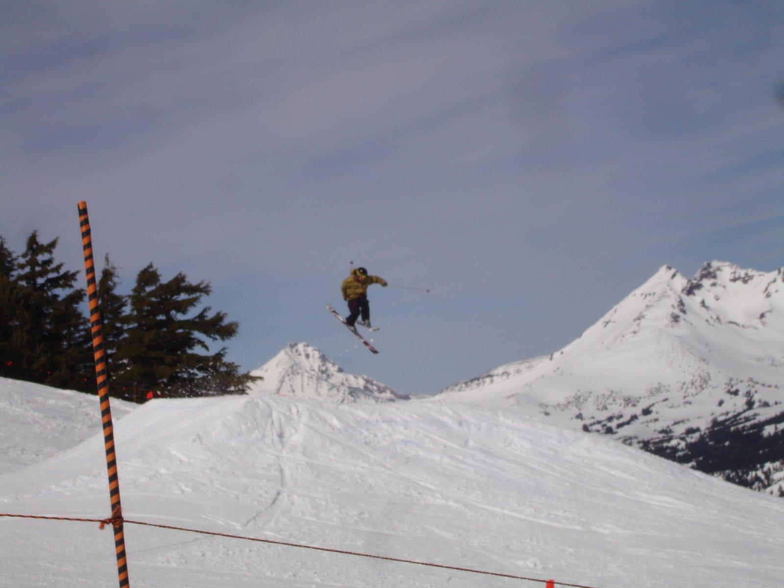 Mt Bachelor December2006